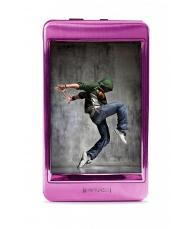8GB 2.8-inch Touch Screen MP3 and Video Player - Pink