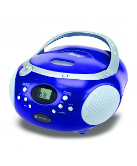Riptunes CD/MP3/Bluetooth Boom Box